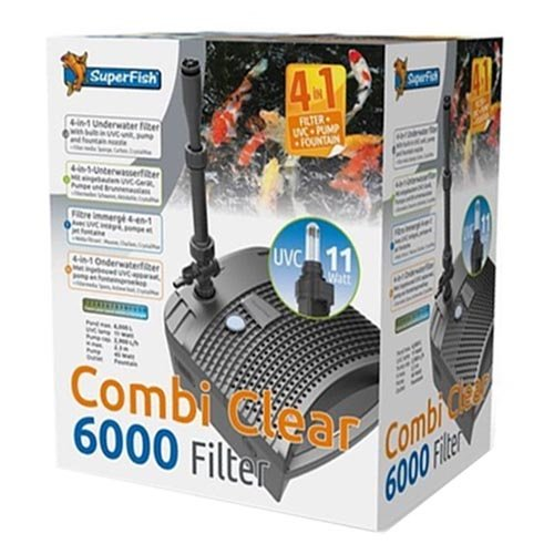 Superfish Superfish Combi Clear 6000 Filter
