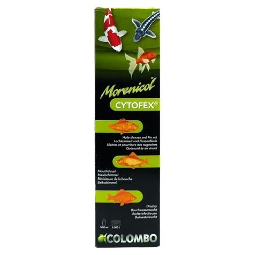 Colombo Colombo Morenicol Cytofex 500 ml / 5.000L