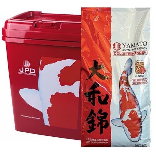 JPD | JAPAN PET DESIGN Yamato Nishiki 10 KG Large met Bewaaremmer