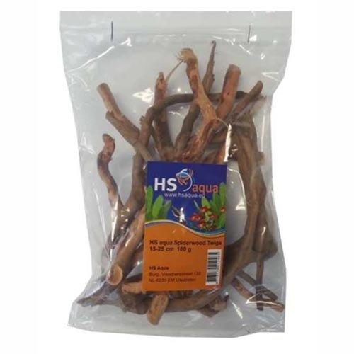 HS Aqua HS Aqua Spider Wood Twigs 15-25 cm 100 gram