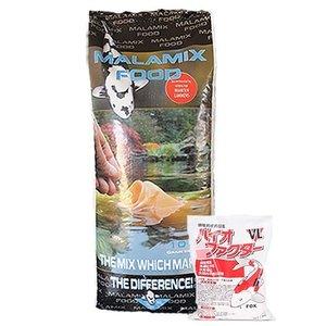 De Koidokter Malamix Food 10 KG en  Fok Biofactor VL 1.5 KG