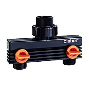 Claber Claber 2-Wegstuk Type 8589