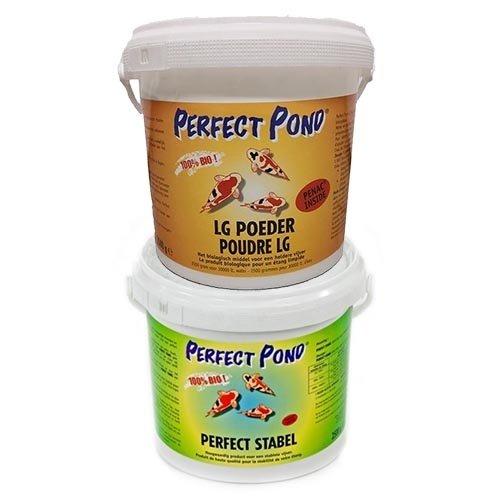 Perfect Pond Perfect Pond Stabel 2500 gr en Perfect Pond LG Poeder 2500 gr