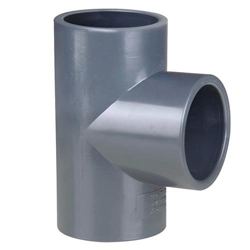IBG PVC T-stuk Druk 90° 50 mm IBG