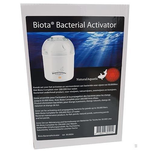 Natural Aquatic Biota BACTERIAL Activator 200.000 liter