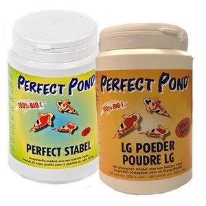Perfect Pond Perfect Pond Stabel 1000 gr en Perfect Pond LG Poeder 1000 gr  (actie)