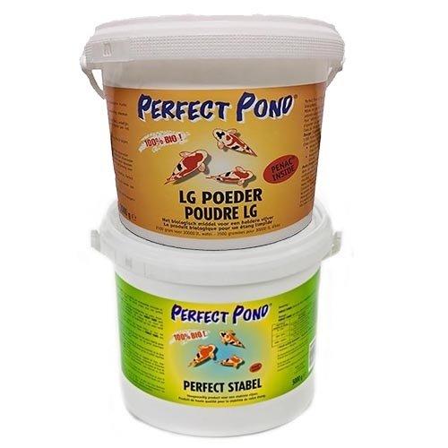 Perfect Pond Perfect Pond Stabel 5 KG en Perfect Pond LG Poeder 5 KG (actie)