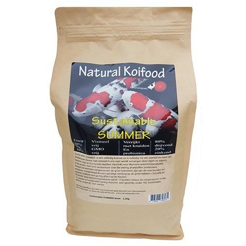 Natural Aquatic Natural Koifood Sustainable Summer 2,2 kg