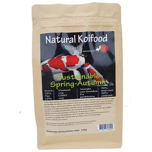 Natural Aquatic Natural Koifood Sustainable Spring-Autumn 2,2 kg