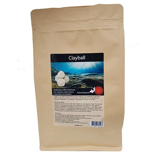 Natural Aquatic Natural Aquatic Clayball  6 stuks