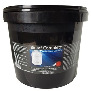 Natural Aquatic Biota BACTERIAL activator 2,5 KG (navulling 1.400.000 ltr)