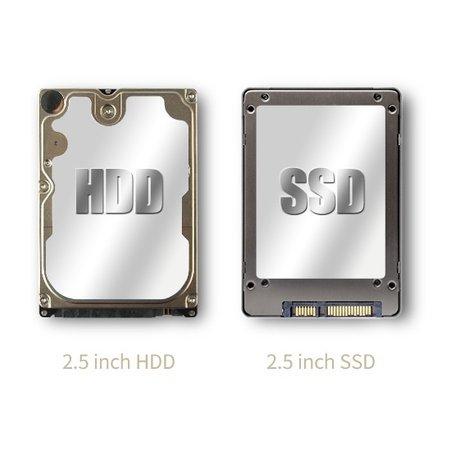 Orico  2.5 naar 3.5 inch harde schijf converter adapter caddy