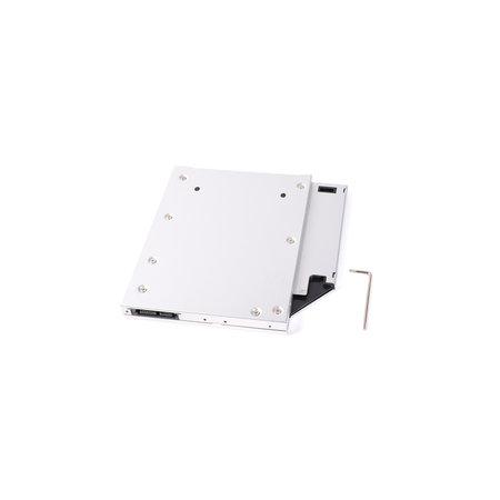 Orico  Aluminum Notebook Internal Hard Drive Mounting Bracket Adapter voor Laptop Optical Bay 12.7mm