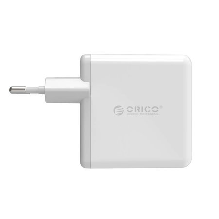 Orico  USB thuislader met 2 poorten - Quick Charge 2.0 - 4A / wit