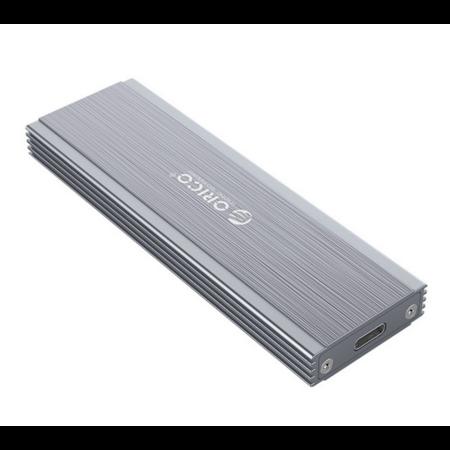 Orico   NVMe M.2 SSD behuizing - 10Gbps - Aluminium