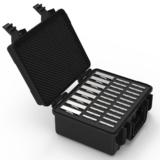 Orico  Multi-Bay Bescherm Koffer voor 2.5 en 3.5 inch Harde Schijven waterproof en shockproof protection hardcase