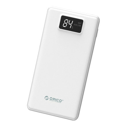 Orico  12.000mAh Powerbank met Smart Charge - LiPo Batterij - LED-indicatie