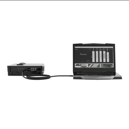 Orico  HDMI 2.0 kabel Male-Male – 4K Ultra HD @60Hz – High Speed HDMI® (tot 18Gbps) - Gold Plated connectoren – 1.5 meter - Zwart