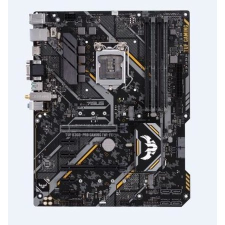 MB  TUF B360-Pro Gaming (WiFi) / 8th comp/ 4x DDR4 / ATX
