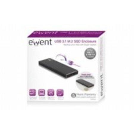 Ewent USB 3.0 Hard Disk Enclosure M.2 SSD