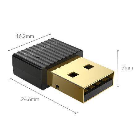 Orico  Bluetooth audio adapter - 4.2 +EDR - zwart