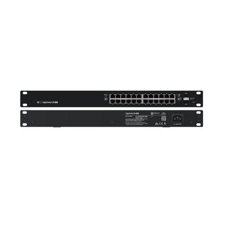 Ubiquiti EdgeSwitch 24x ports (500W model)