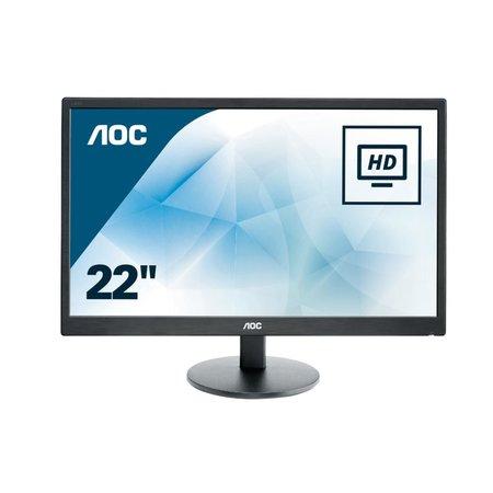 AOC MON  E2270swn 21.5inch / LED / VGA / FULL-HD