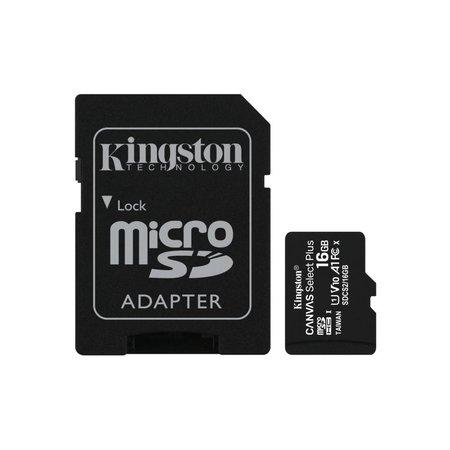 Kingston SDCARD  Canvas Select SD Class10 16GB