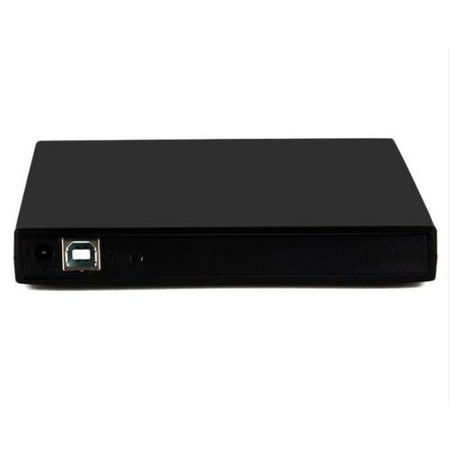 Gembird DVD-USB-02 optisch schijfstation Zwart DVD±RW
