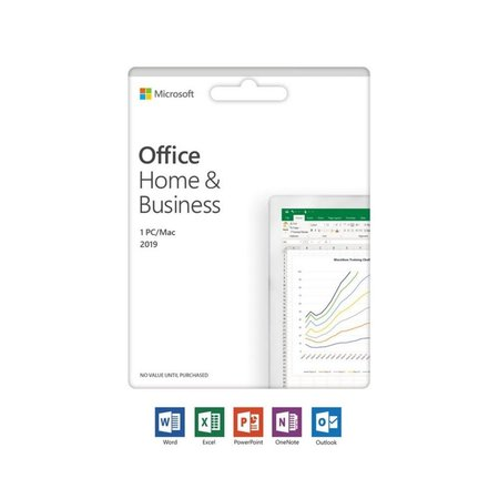 Office 2019 Home & Business UK  1 licentie(s)