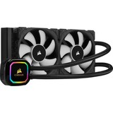 Corsair iCUE H100i RGB PRO XT water & freon koeler Processor