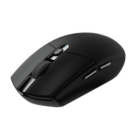 Logitech G G305 Mouse RF Wireless Optisch 12000 DPI
