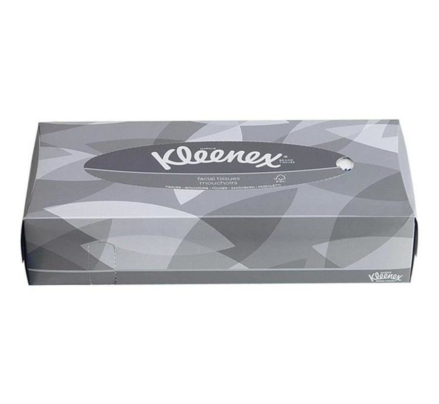 Kleenex 7808 Facial Tissues ( 21x100 stuks)