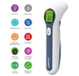 Jumper Koorts Thermometer (voorhoofd-, oor-, omgevingsmodus en oppervlaktemodus)