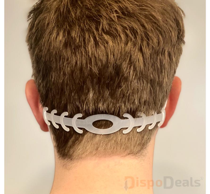 Ear Savers transparant (vijf stuks)