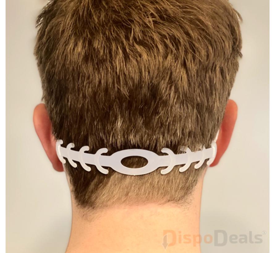 Ear Savers wit (vijf stuks)
