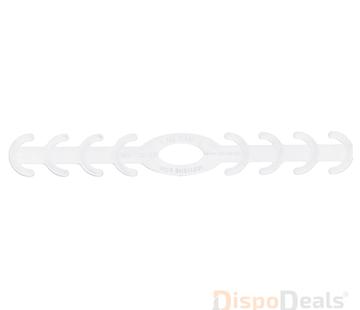 DispoDeals Ear Savers wit (per stuk)