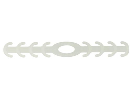 DispoDeals Ear Savers transparant (per stuk)