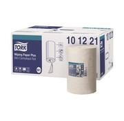 Tork Tork Wiping Paper - Poetsrol M1 - 2-laags - 101221 - 11 rollen