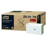 Tork Tork 290179 Advanced handdoek 23x24,8cm z-vouw - 2-laags wit (15x 250 stuks)