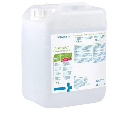 Schülke Mikrozid Sensitive Liquid 5 liter