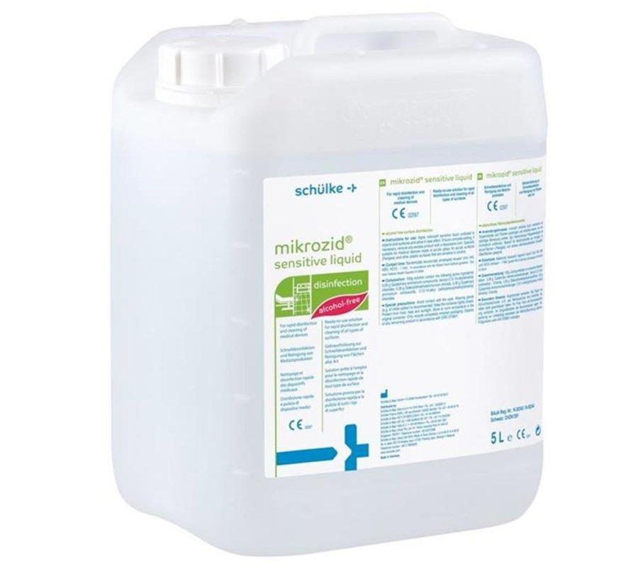 Mikrozid Sensitive Liquid 5 liter