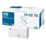 Tork Tork Handdoek Extra Zacht wit 2-laags 23x23cm 100278