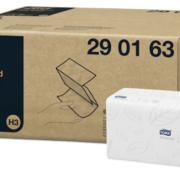 Tork Tork handdoekpapier advanced ZZ-vouw 2-laags 3750 vel