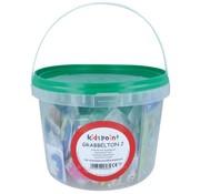 DispoDeals Kidspoint - 144x - Traktatie Uitdeelcadeautjes voor Kinderen - Grabbelton Cadeautjes - Klein Speelgoed