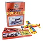 Uitdeelcadeautjes - Flying Gliders - Foam Vliegtuigen - 48 stuks