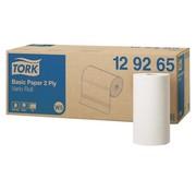 Tork Tork Basic Paper poetspapier 28x23cm rol (2-laags)
