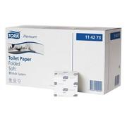 Tork Tork gevouwen toiletpapier Soft 2-laags - wit - 30 pakken