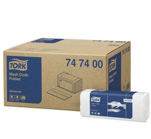 Tork Tork 747400 Advanced wasdoeken 19 x 25 cm - 4 laags (20x 120 stuks)