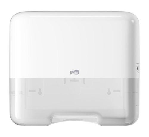 Tork Tork 553100 Singlefold/C-vouw Mini Handdoek H3 Dispenser (per stuk)